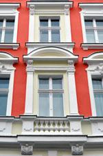 Maler Hoppen Fassadenbeschichtungen Beispiel 1